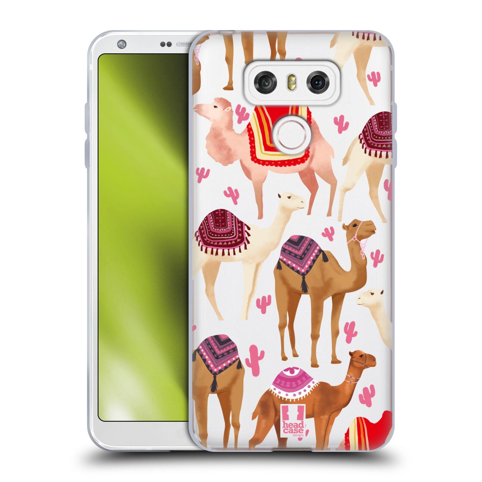 Disenos-de-Boho-Estilo-Suave-HEAD-CASE-Gel-caso-para-LG-Telefonos-1