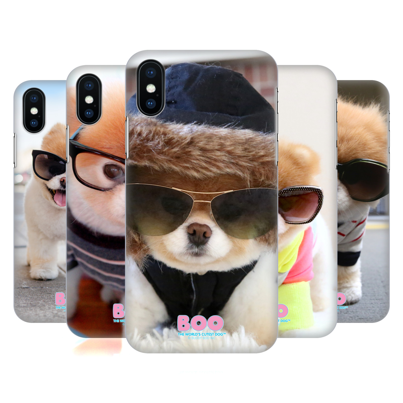 Boo-The World's Cutest Dog Sunglasses
