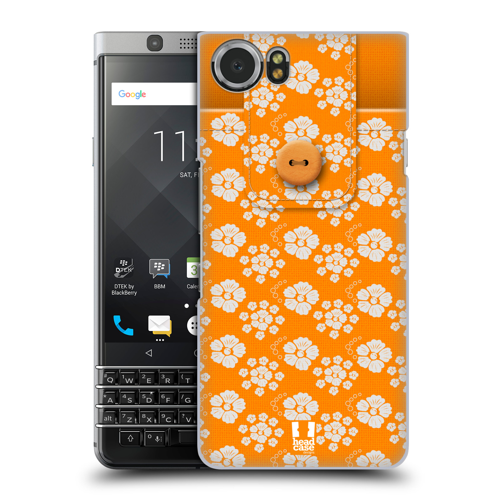 HEAD-CASE-DESIGNS-BUTTON-PURSE-HARD-BACK-CASE-FOR-BLACKBERRY-KEYONE-MERCURY