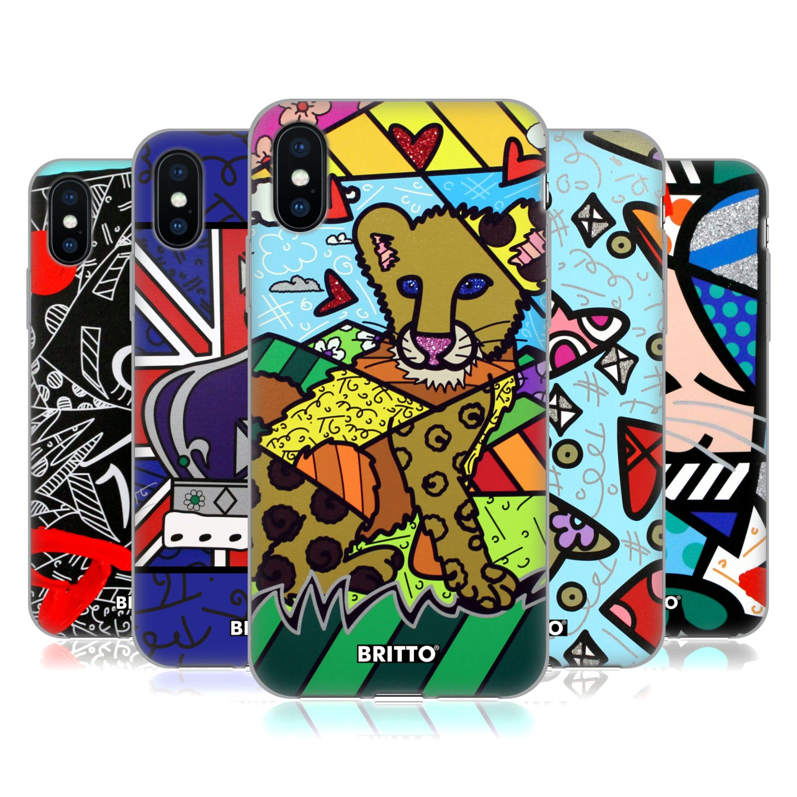 Britto <!--translate-lineup-->Abstract Illustrations<!--translate-lineup-->