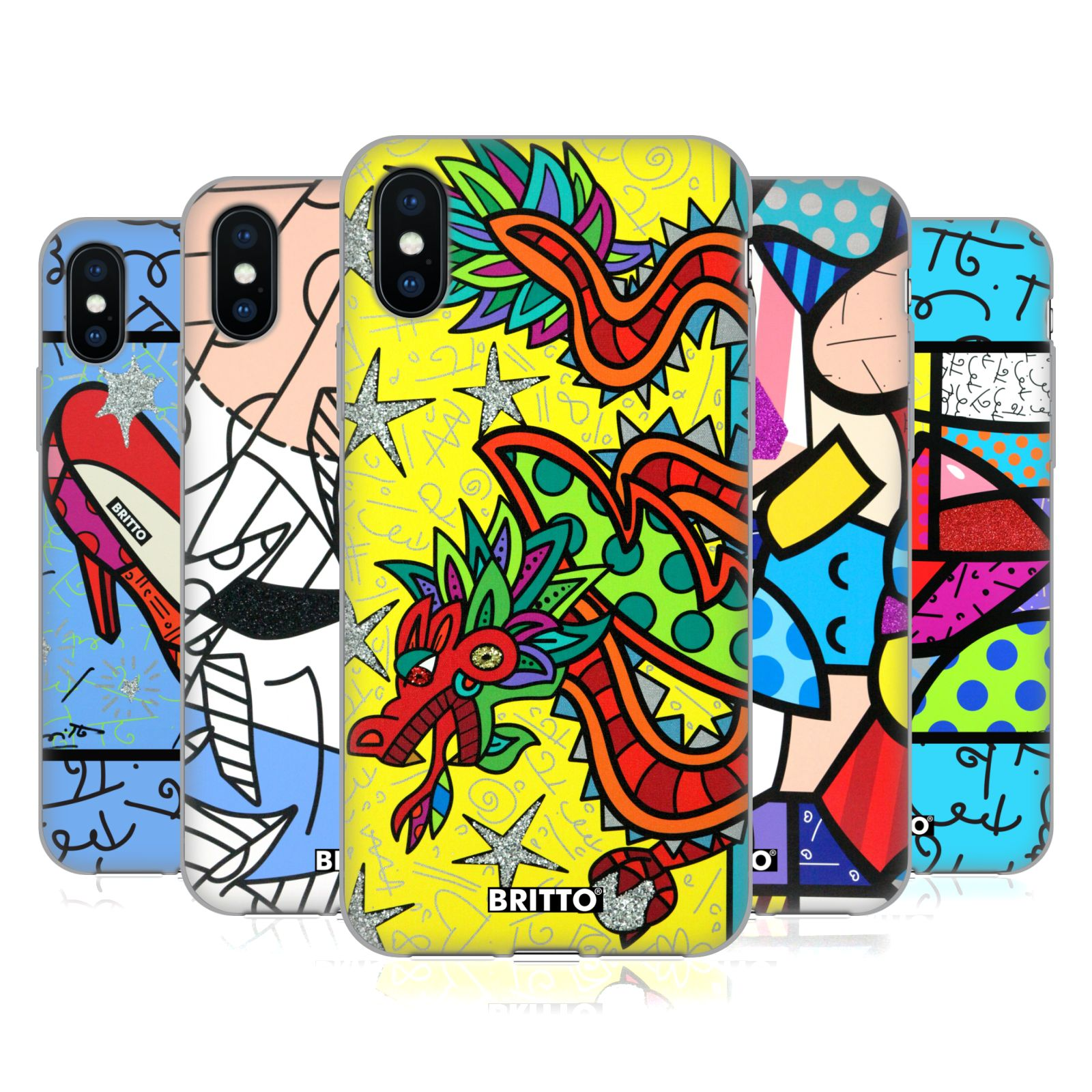 Britto <!--translate-lineup-->Abstract Illustrations 2<!--translate-lineup-->