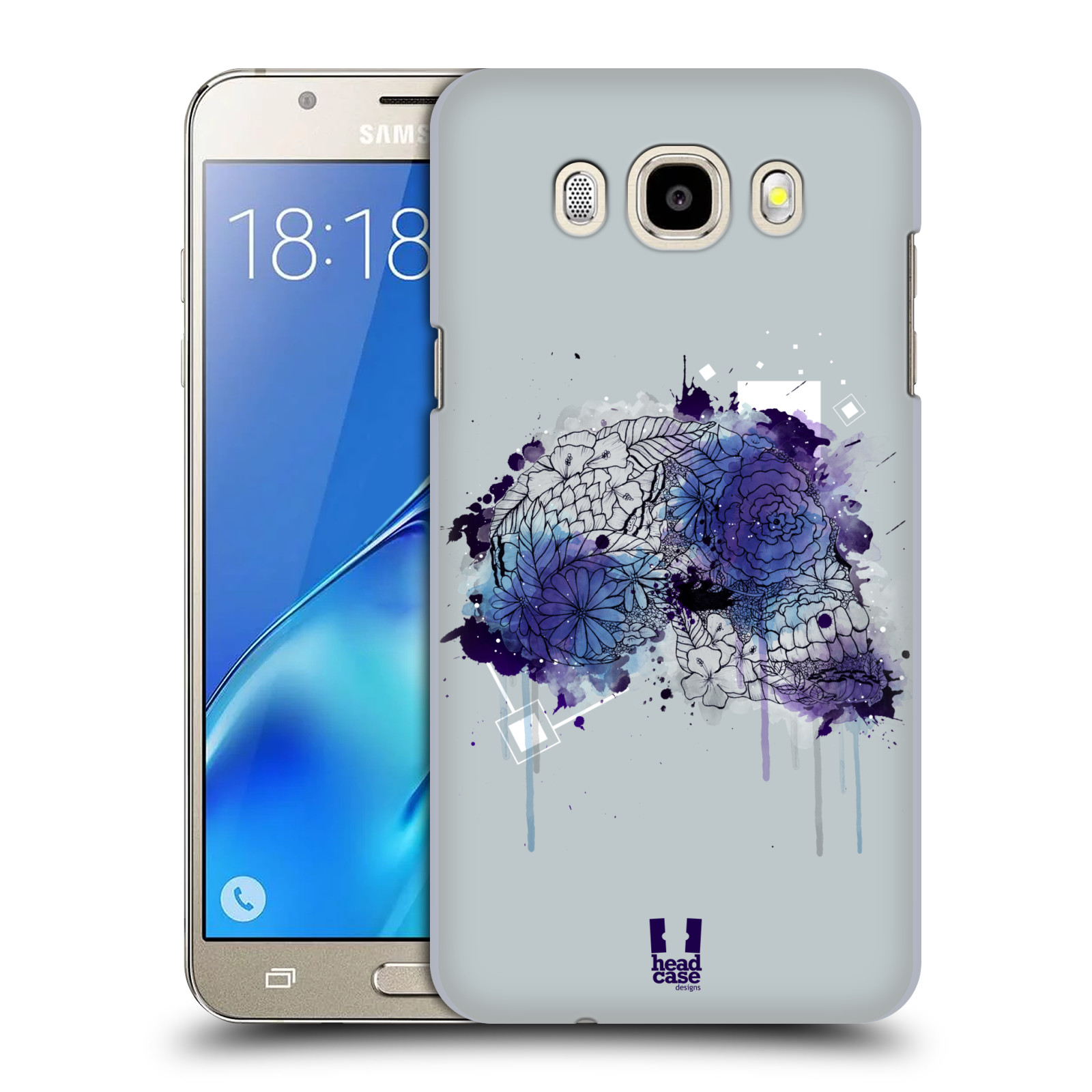 custodia samsung galaxy j5 2016 teschio