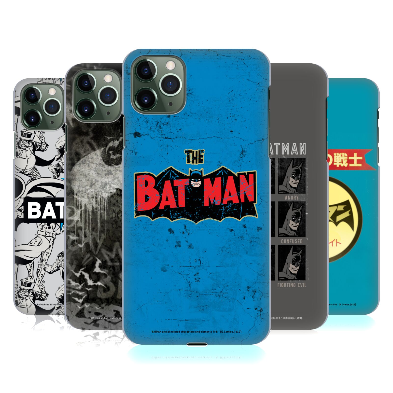 Official Batman DC Comics Vintage Fashion