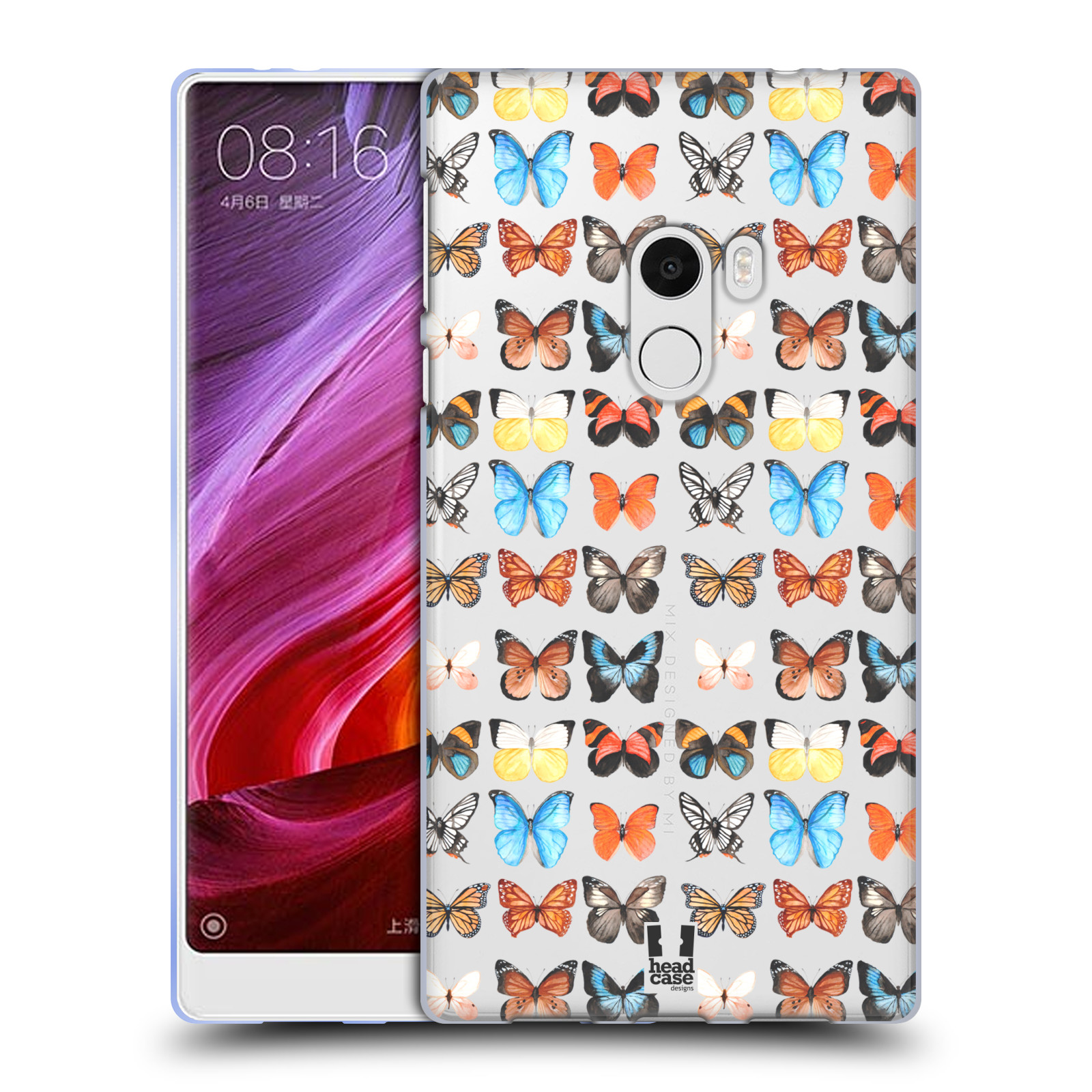 HEAD-CASE-DESIGNS-BUTTERFLY-PARADISE-SOFT-GEL-CASE-FOR-XIAOMI-PHONES