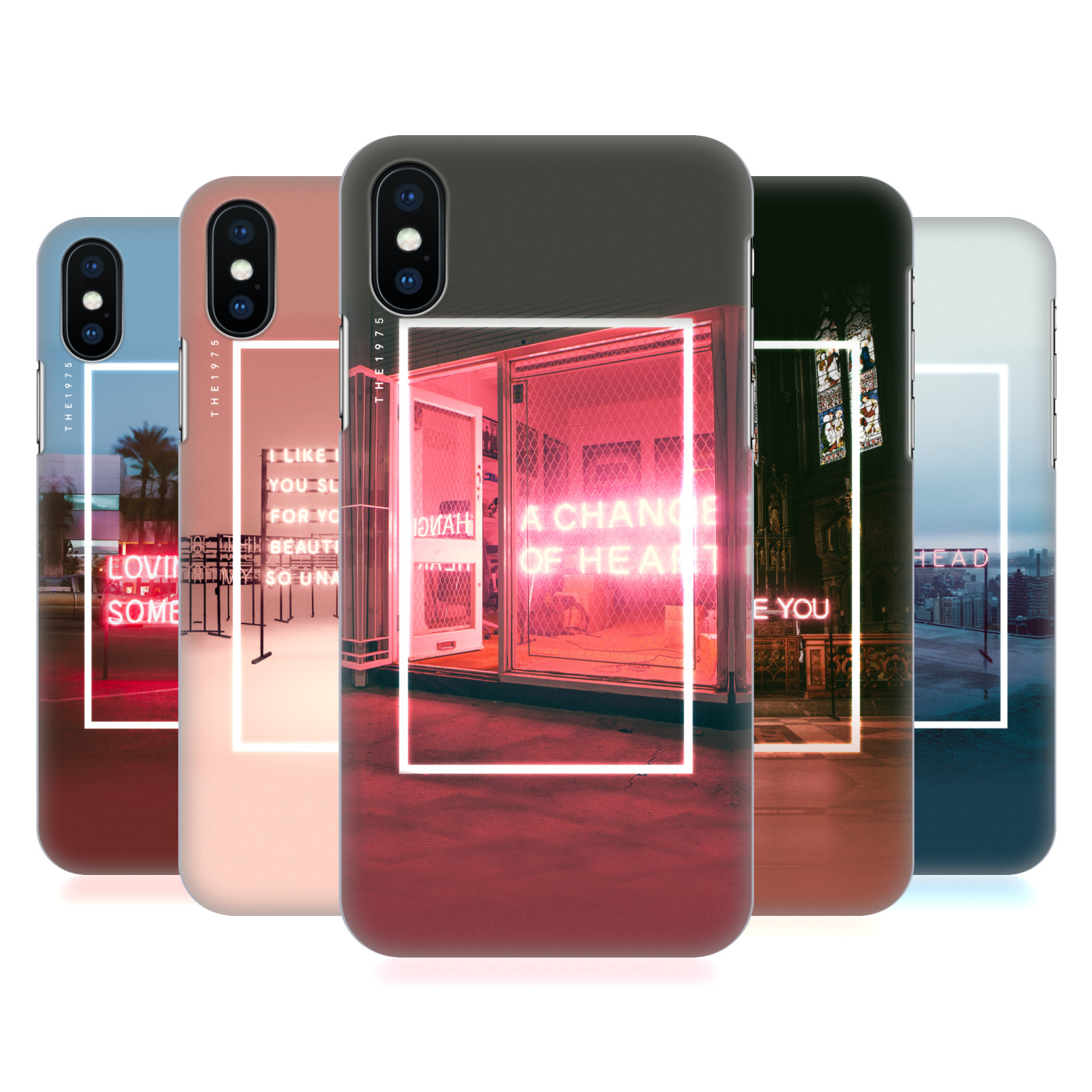 The 1975 2 iphone case