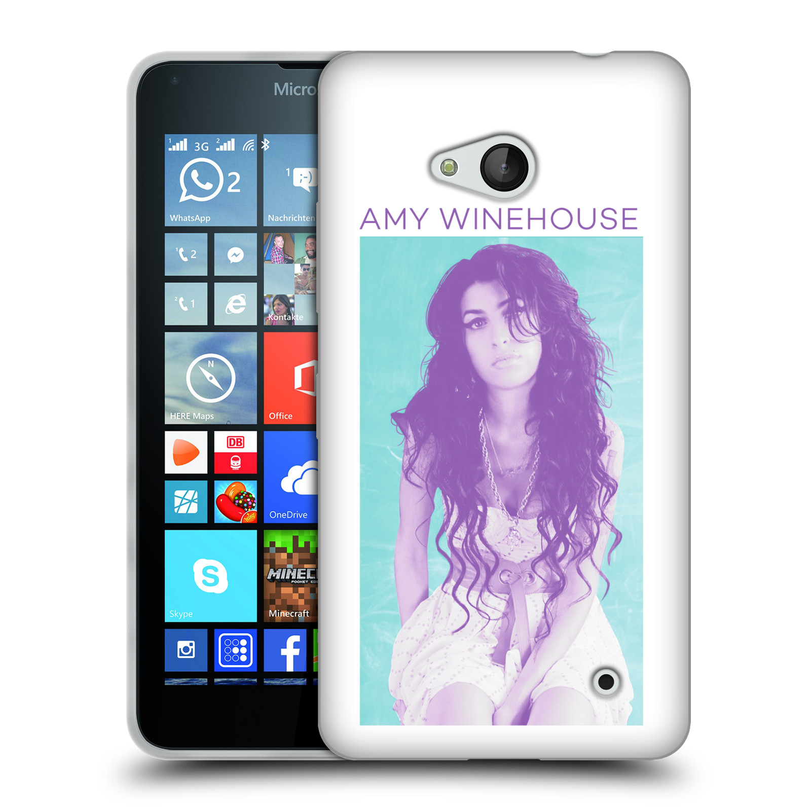 OFFICIAL-AMY-WINEHOUSE-PORTRAITS-SOFT-GEL-CASE-FOR-MICROSOFT-PHONES