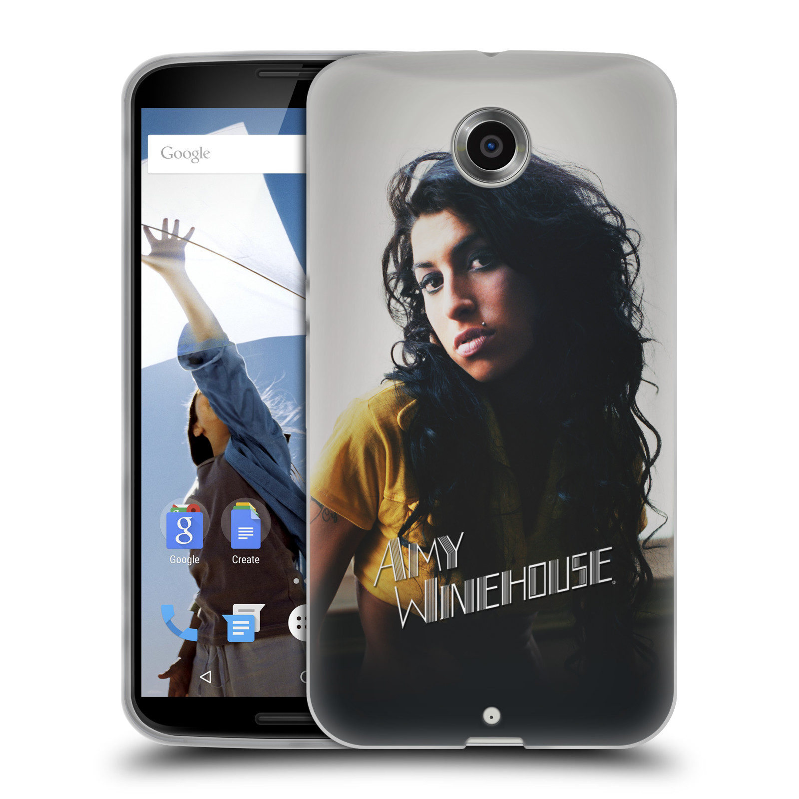 OFFICIAL-AMY-WINEHOUSE-PORTRAITS-SOFT-GEL-CASE-FOR-MOTOROLA-PHONES