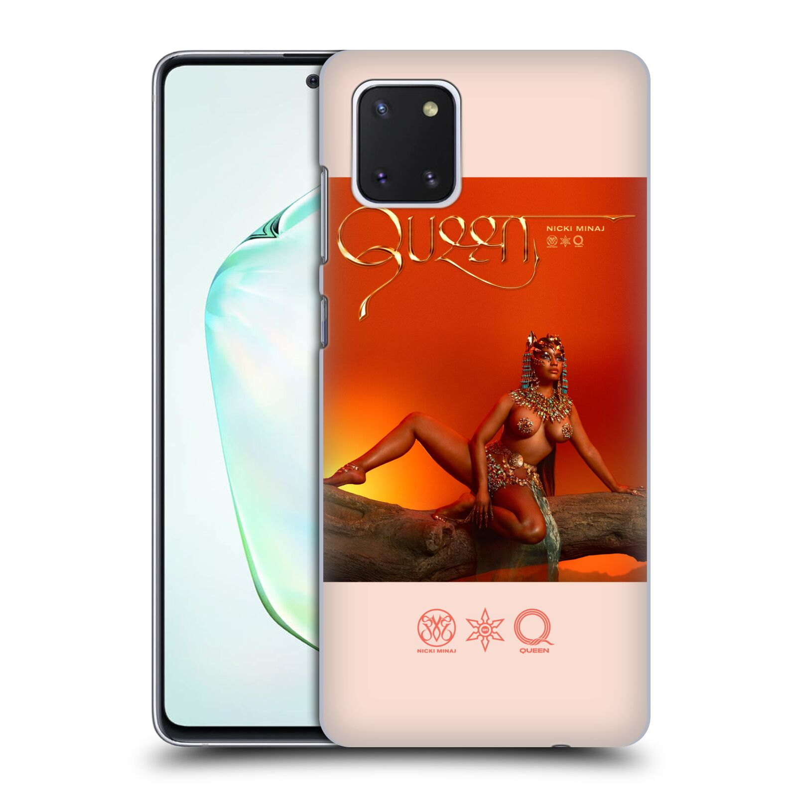 Official Nicki Minaj Album Queen Case for Samsung Galaxy Note10 Lite