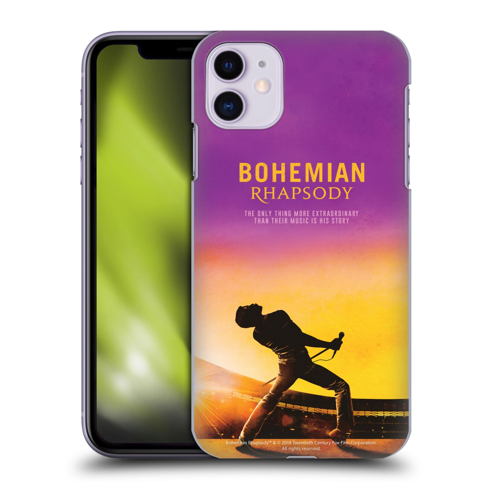 Official Queen Bohemian Rhapsody Iconic Movie Poster Case for Apple iPhone 11
