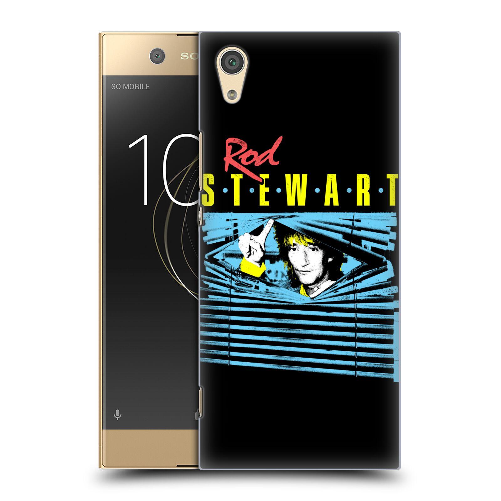 UFFICIALE-ROD-STEWART-ART-HARD-BACK-CASE-per-SONY-telefoni-1