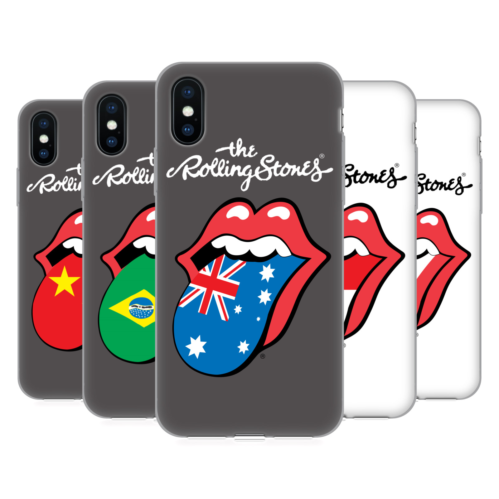 Offizielle The Rolling Stones Internationale Lecken 1