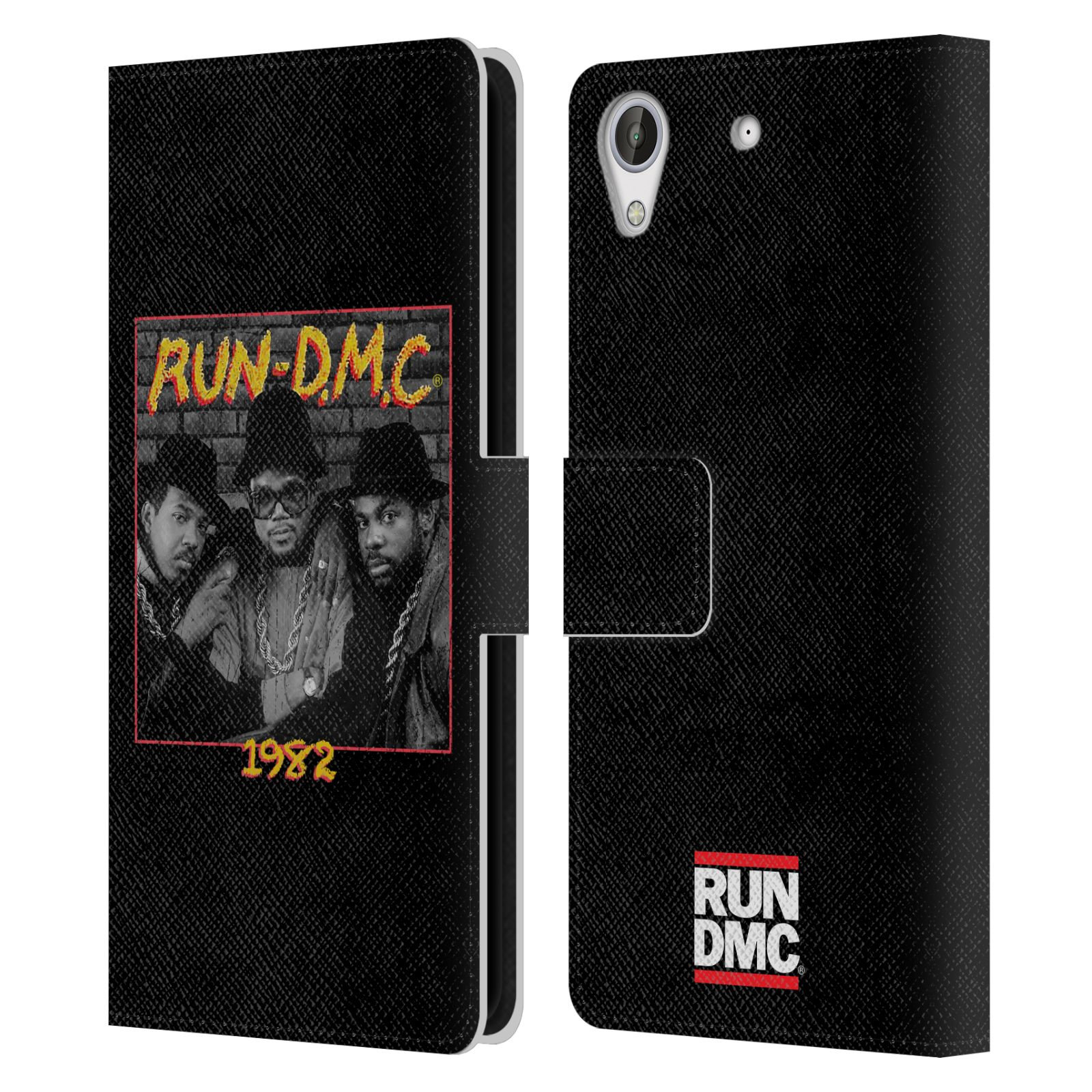 OFFICIAL-RUN-D-M-C-KEY-ART-LEATHER-BOOK-WALLET-CASE-COVER-FOR-HTC-PHONES-2