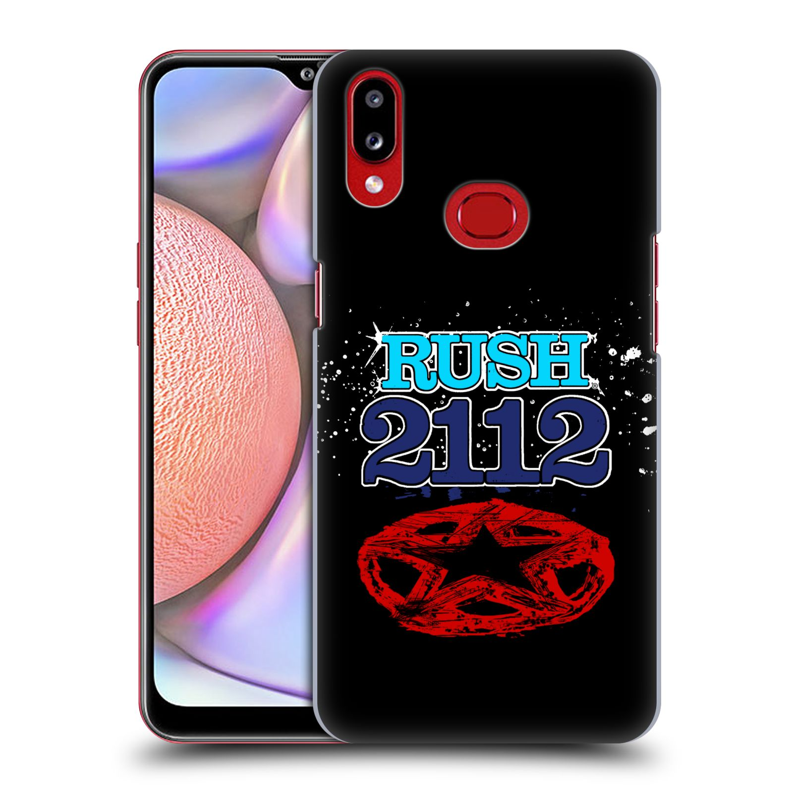 Official Rush Key Art 2112 Back Case for Samsung Galaxy A10s (2019)