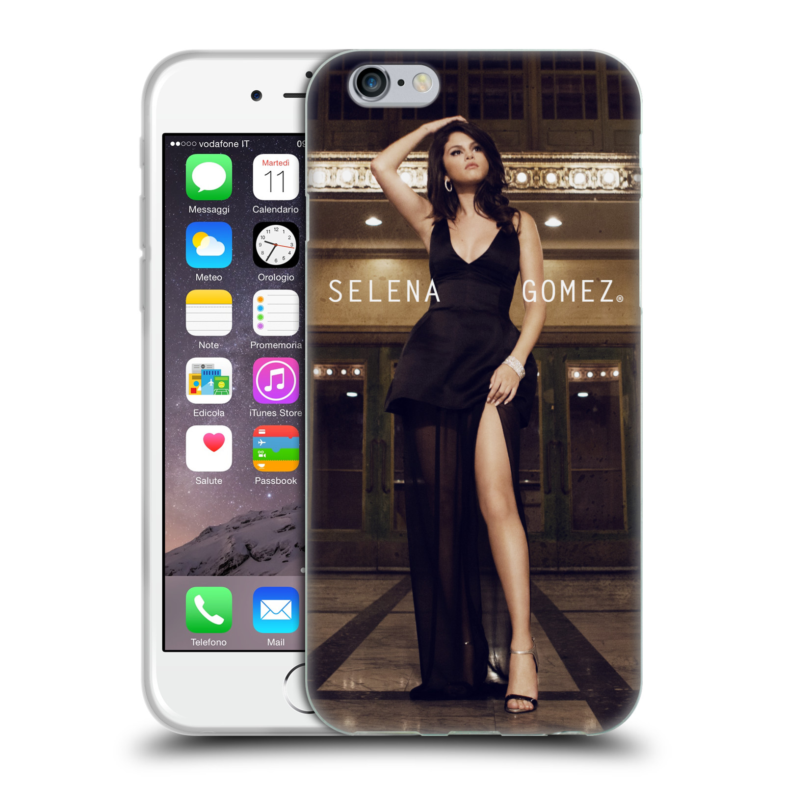 coque iphone 6 selena gomez