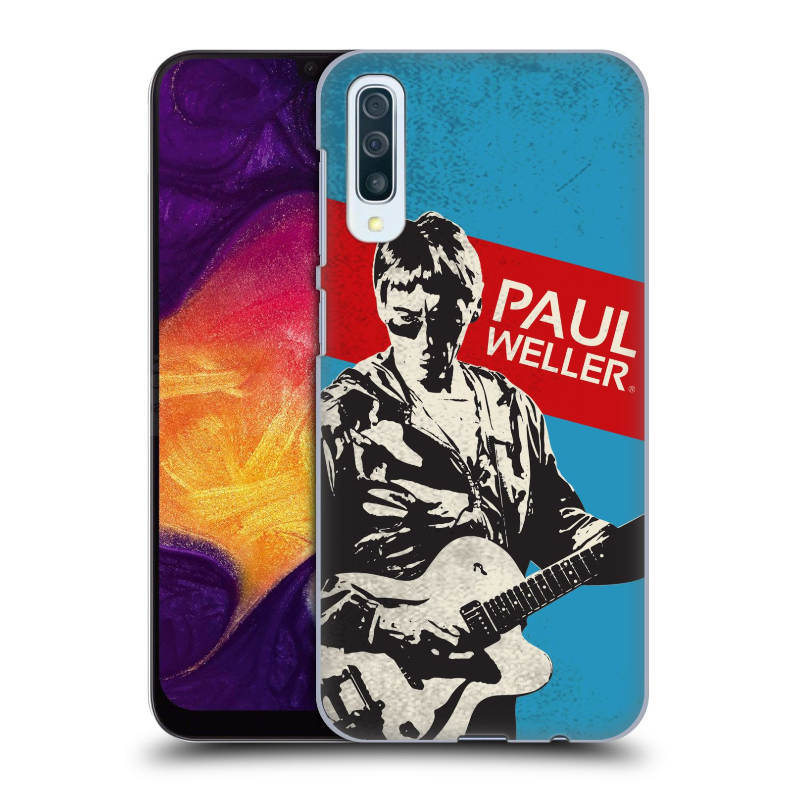 Official The Jam Key Art Paul Weller Case for Samsung Galaxy A50/A30s (2019)