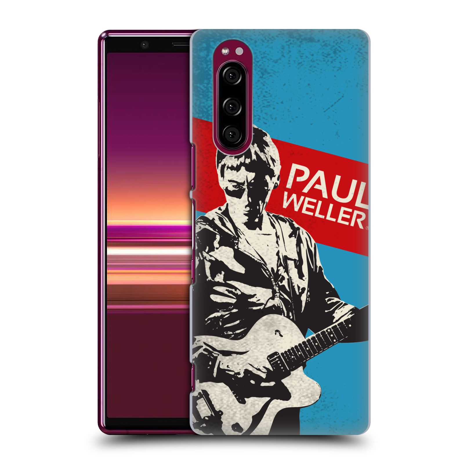 Official The Jam Key Art Paul Weller Case for Sony Xperia 5