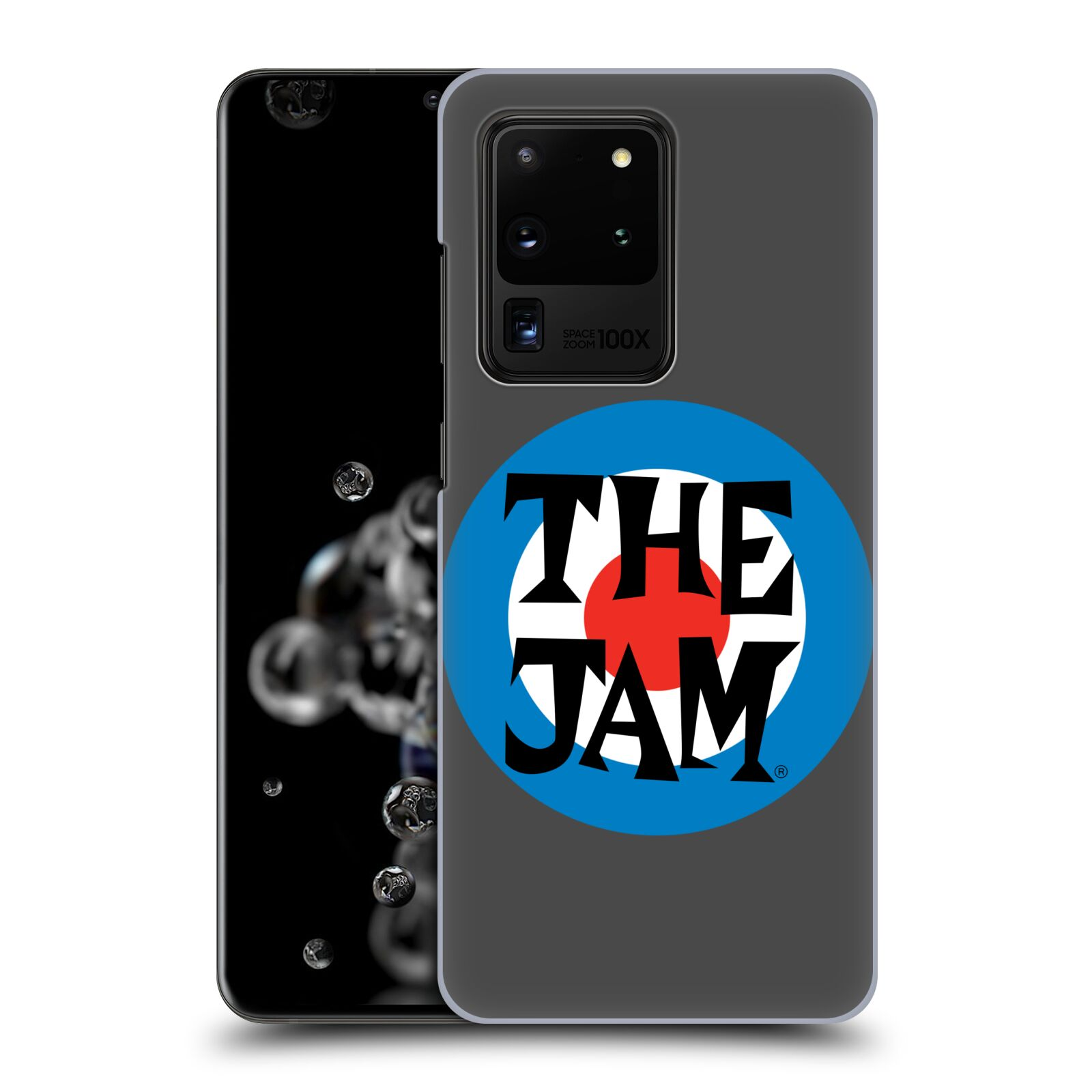 Official The Jam Key Art Target Logo Case for Samsung Galaxy S20 Ultra 5G