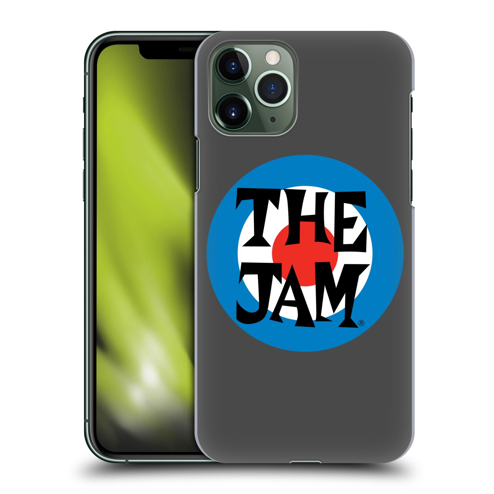 Official The Jam Key Art Target Logo Case for Apple iPhone 11 Pro