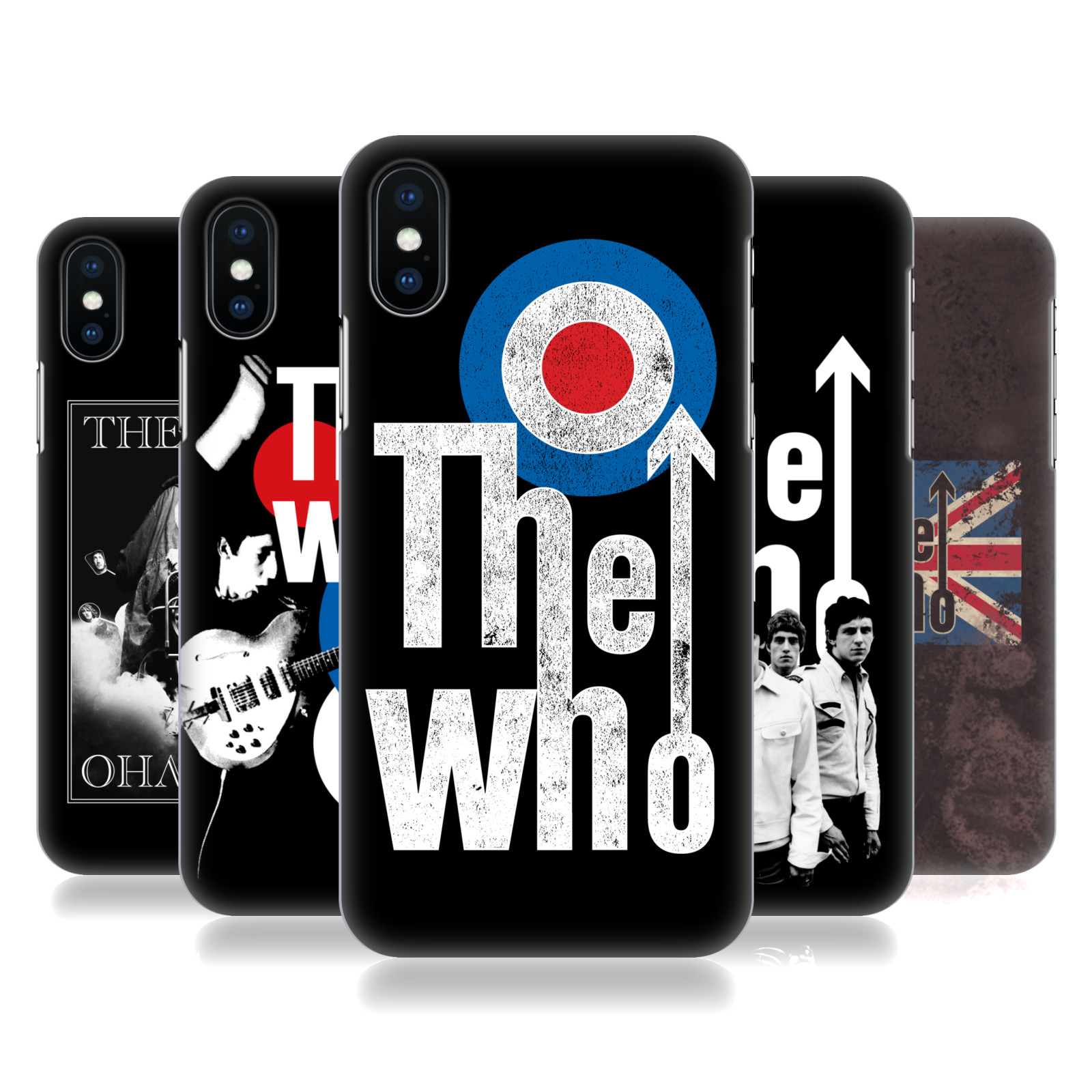The Who Band Art