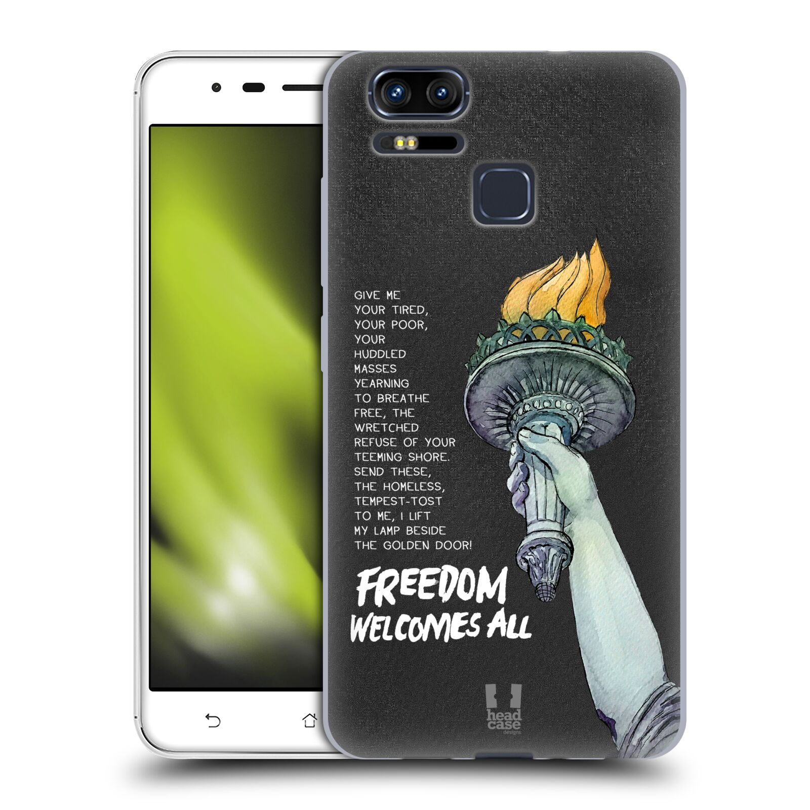 HEAD-CASE-DESIGNS-CONTEMPORARY-AMERICA-GEL-CASE-FOR-ASUS-ZENFONE-3-ZOOM-ZE553KL