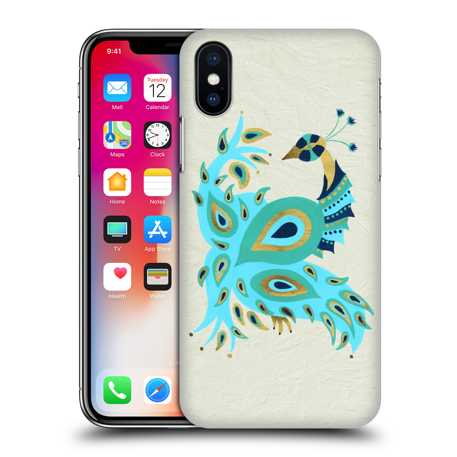 OFFICIAL-CAT-COQUILLETTE-BIRDS-HARD-BACK-CASE-FOR-APPLE-iPHONE-PHONES
