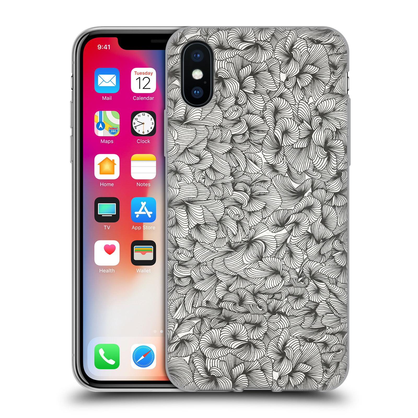 UFFICIALE-CAT-COQUILLETTE-PATTERN-3-CASE-IN-GEL-PER-APPLE-iPHONE-TELEFONI