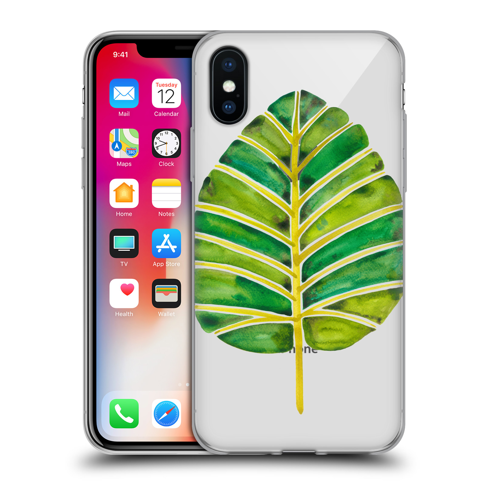UFFICIALE-CAT-COQUILLETTE-TROPICO-2-CASE-IN-GEL-PER-APPLE-iPHONE-TELEFONI