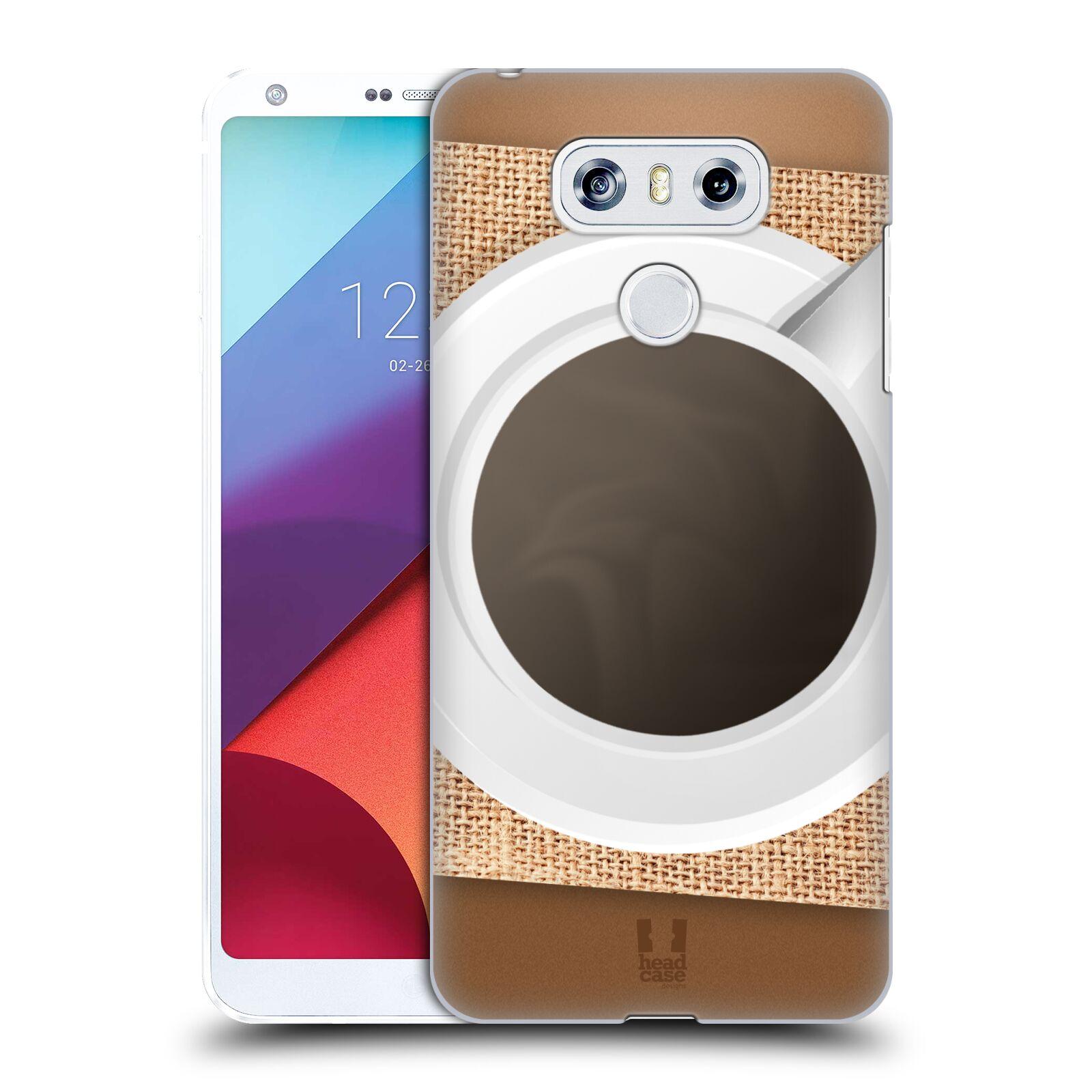 Funda trasera rígida Diseños Camaleón HEAD caso para LG G6