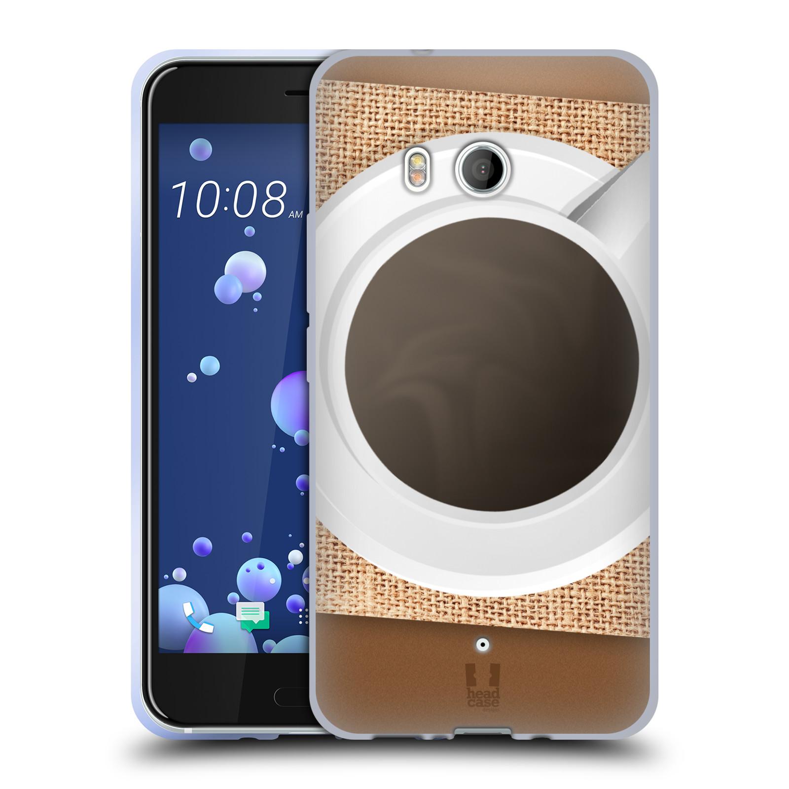 HEAD CASE DESIGNS CHAMÄLEON SOFT GEL HÜLLE FÜR HTC U11 / DUAL