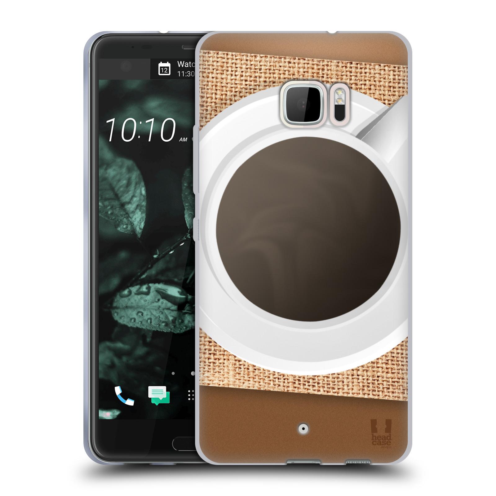 Caso De Gel Suave Diseños Camaleón HEAD caso para HTC U ULTRA
