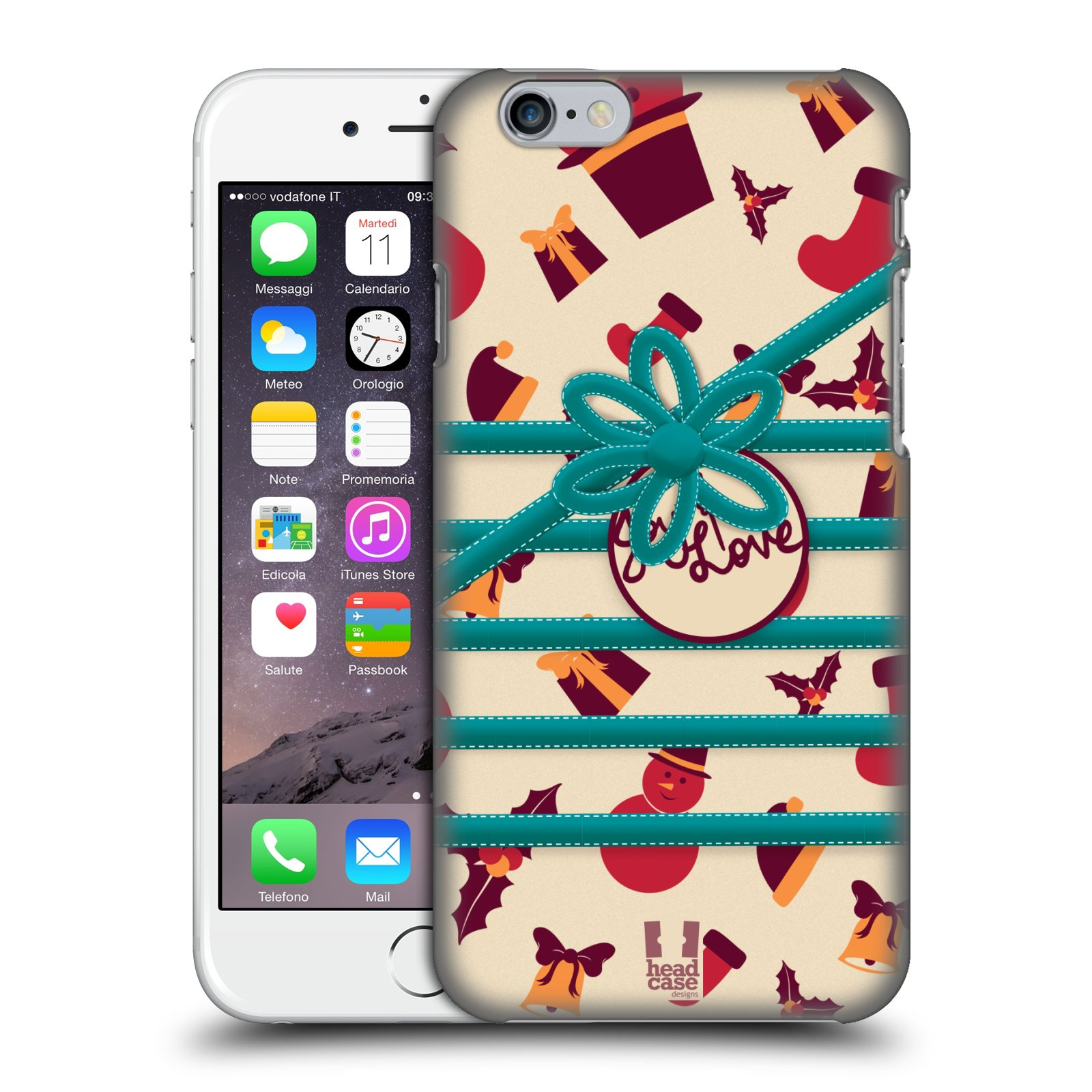 HEAD-CASE-DESIGNS-CHRISTMAS-GIFTS-HARD-BACK-CASE-FOR-APPLE-iPHONE-PHONES