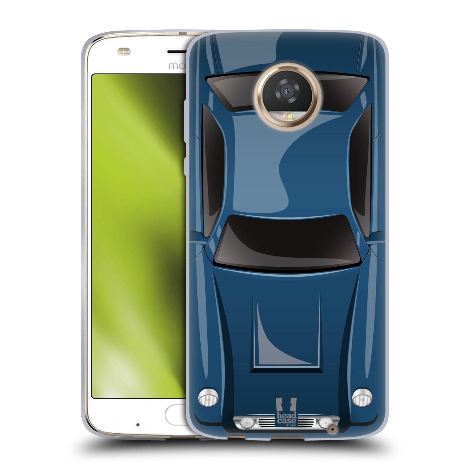 Case-Designs-Clasico-Coches-Suave-HEAD-Gel-caso-para-telefonos-MOTOROLA