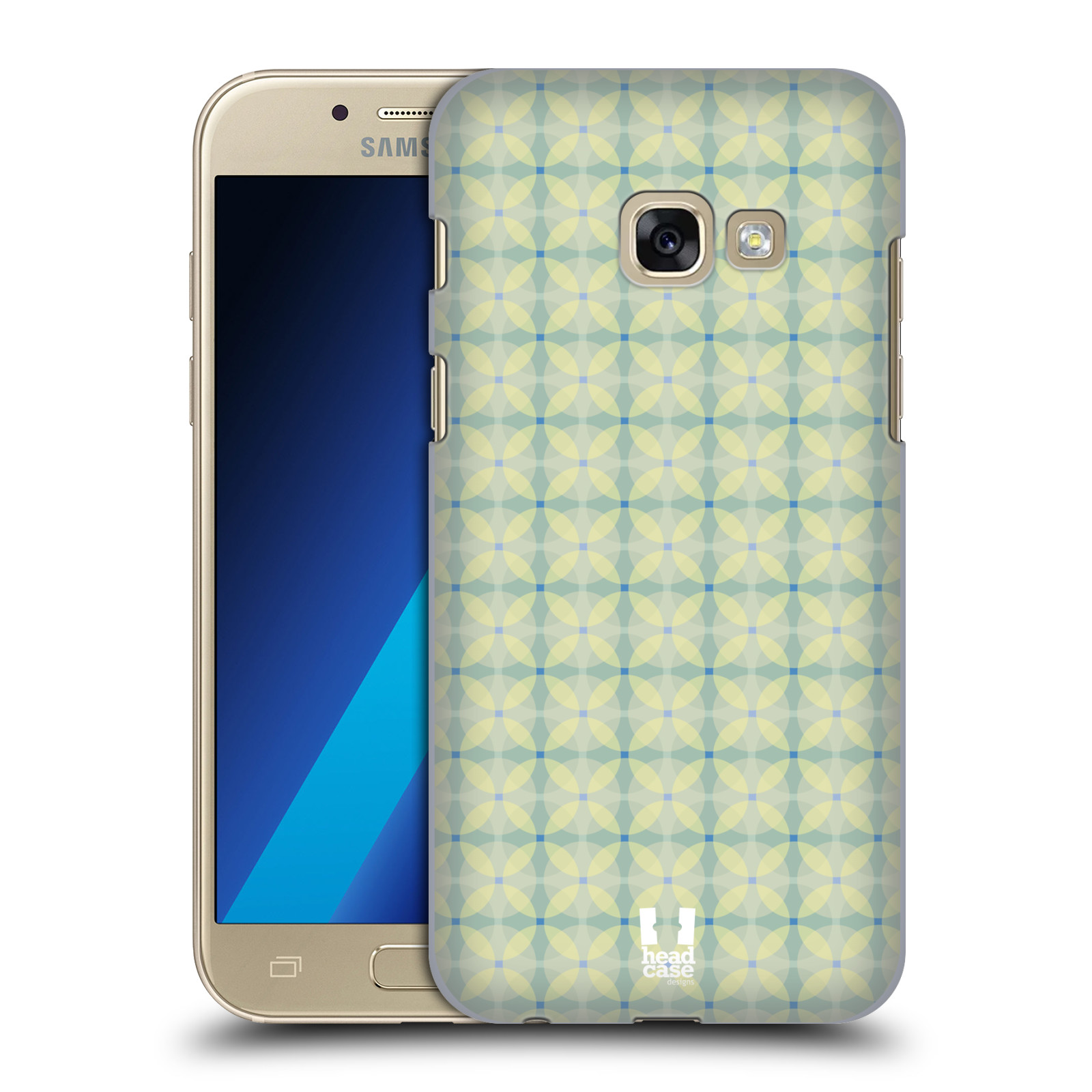HEAD-CASE-DESIGNS-COMPLEX-CIRCLE-PATTERNS-BACK-CASE-FOR-SAMSUNG-GALAXY-A3-2017