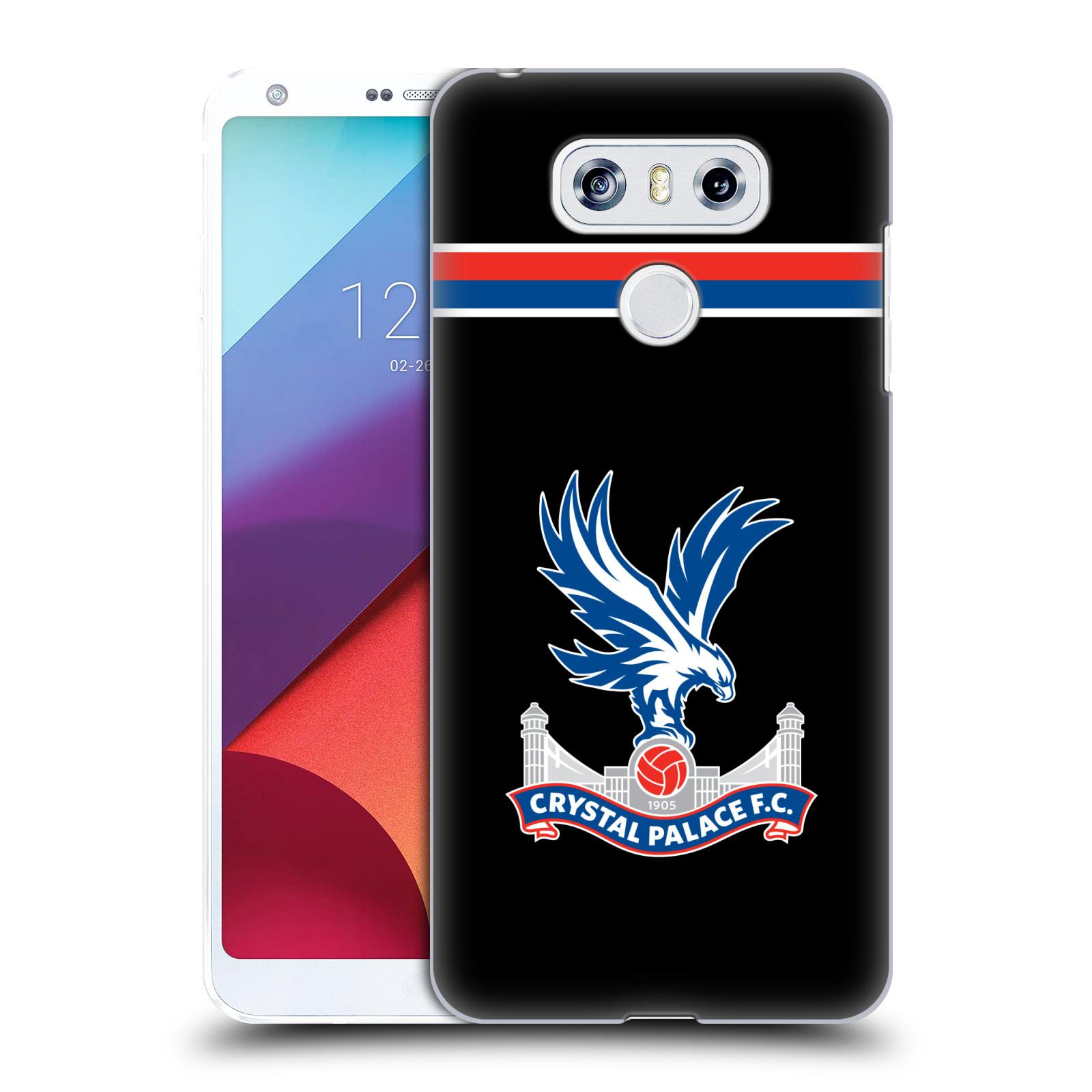 Oficial-Crystal-Palace-FC-2017-18-jugadores-Kit-Funda-Rigida-posterior-para-los-telefonos-LG-1