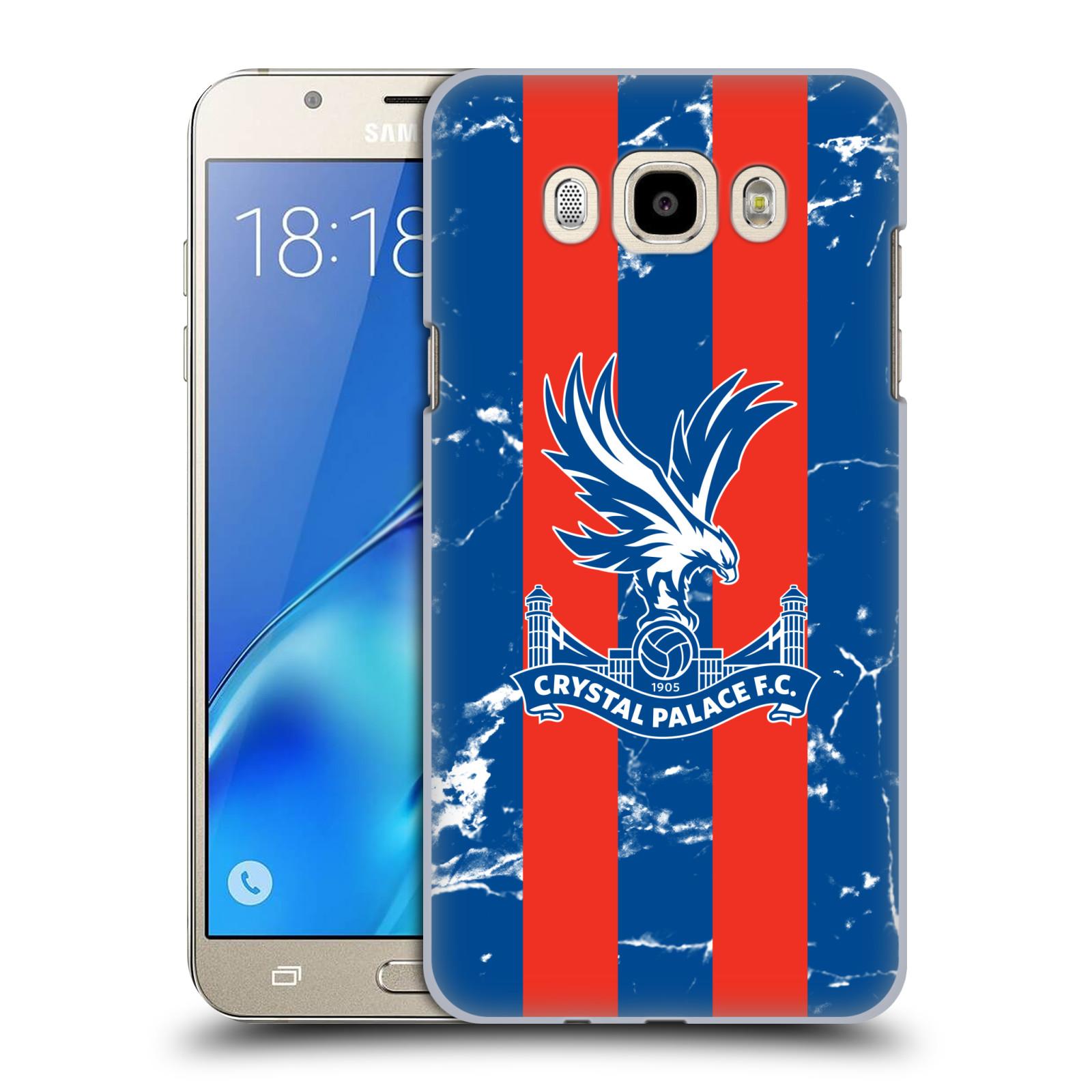 Oficial-Crystal-Palace-FC-2017-18-Marmol-Funda-Rigida-posterior-para-Telefonos-SAMSUNG-3