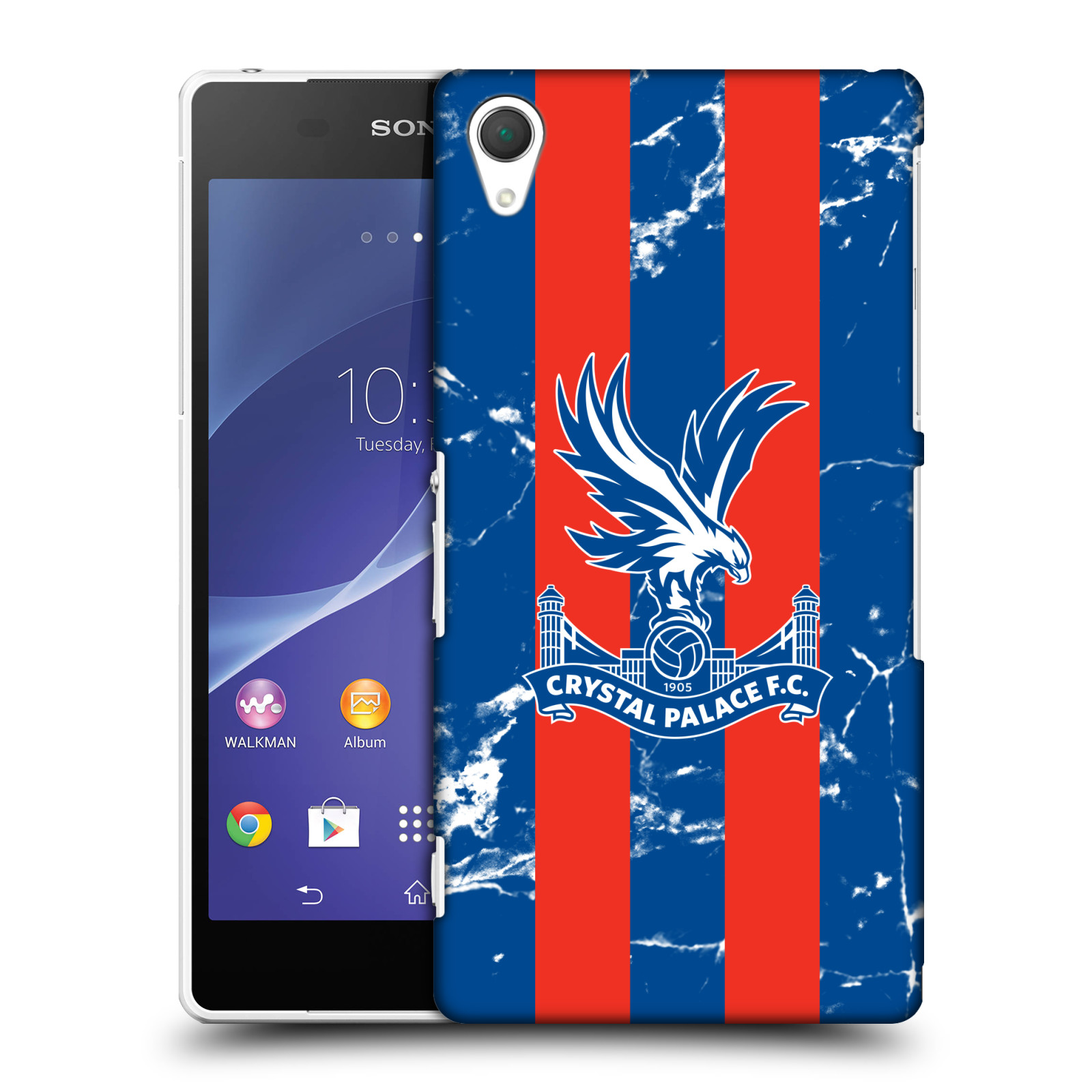 OFFICIAL-CRYSTAL-PALACE-FC-2017-18-MARBLE-HARD-BACK-CASE-FOR-SONY-PHONES-2