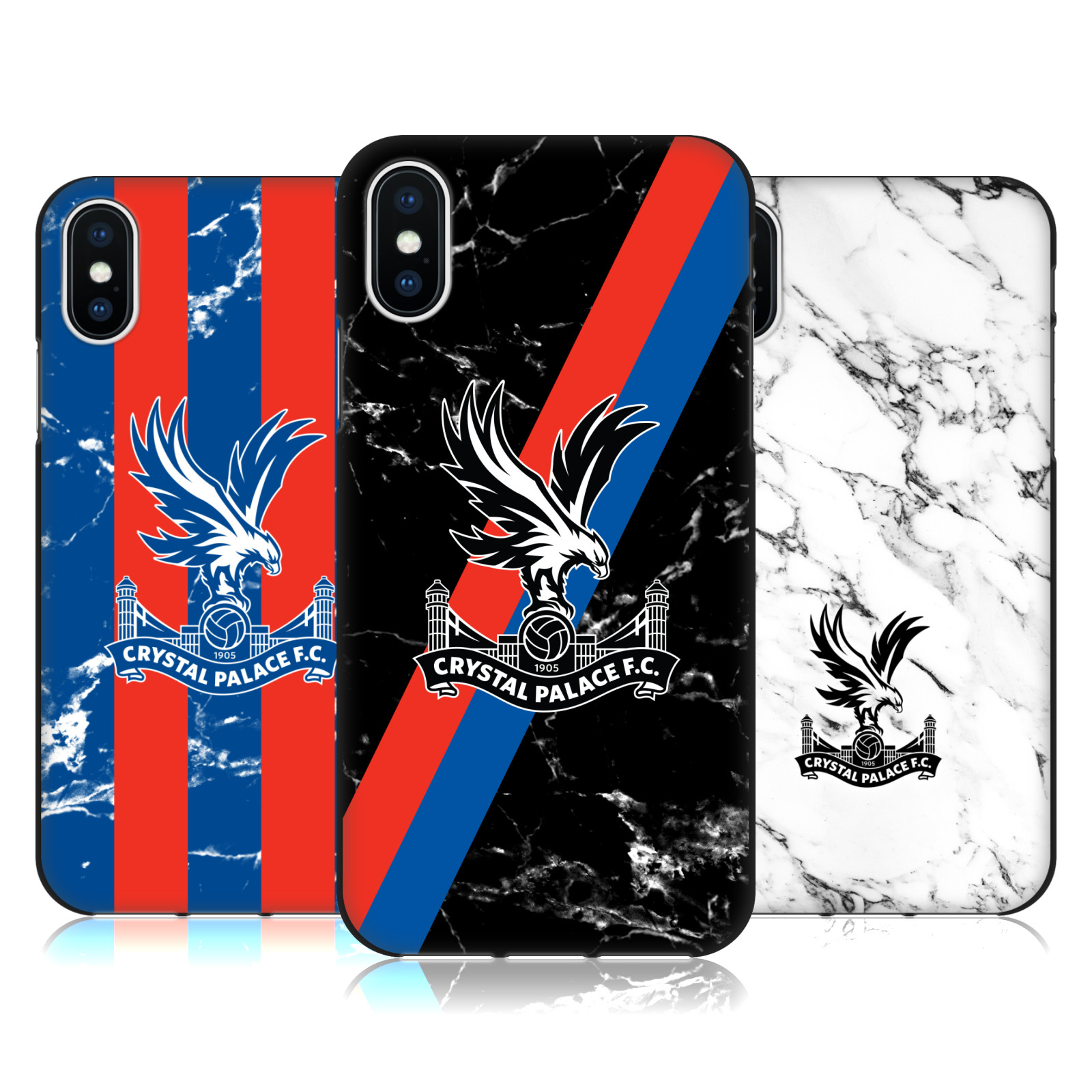 Crystal Palace FC 2017/18 Marble