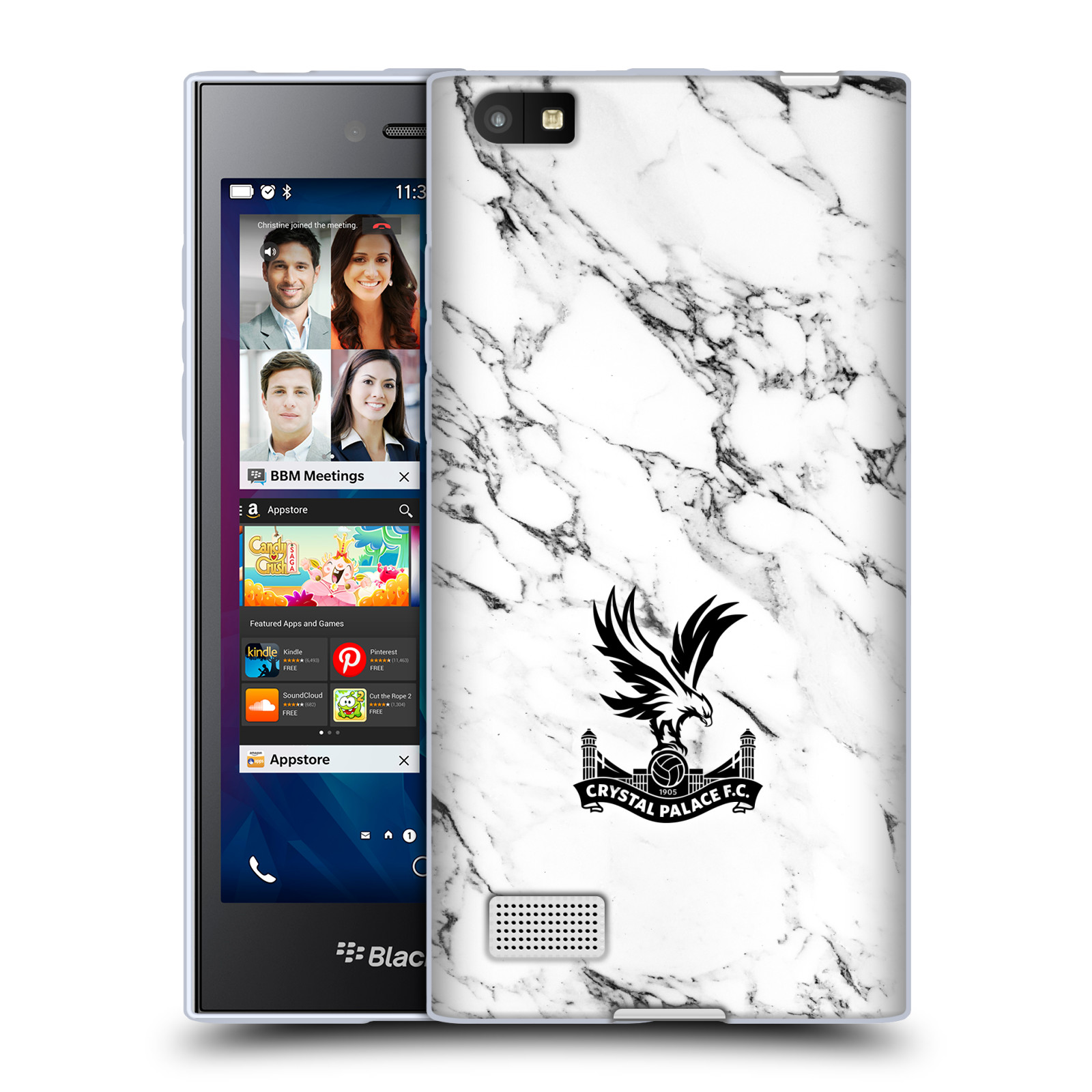 OFFICIAL-CRYSTAL-PALACE-FC-2017-18-MARBLE-SOFT-GEL-CASE-FOR-BLACKBERRY-PHONES