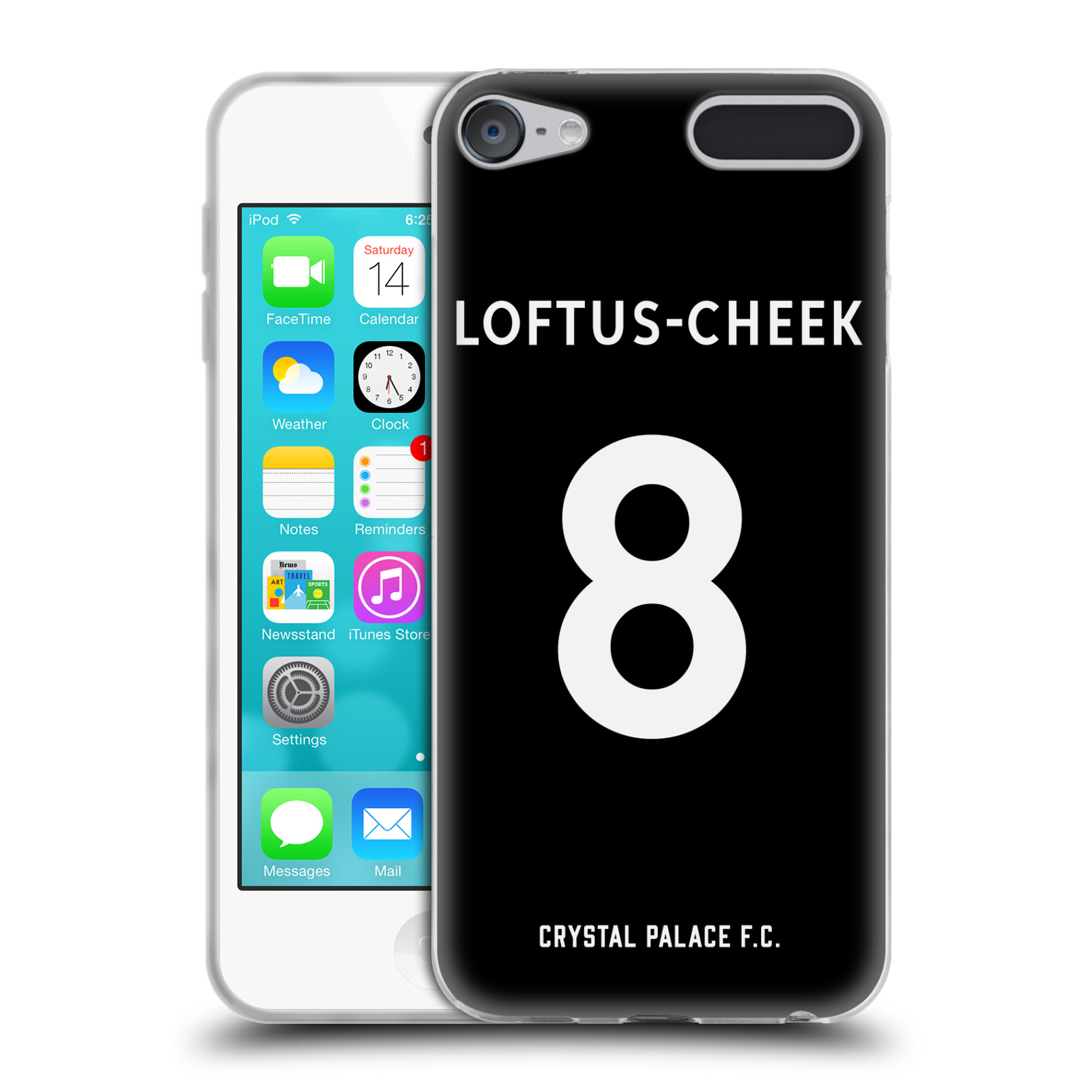CRYSTAL-PALACE-FC-2017-18-AWAY-KIT-1-CASE-IN-GEL-PER-APPLE-iPOD-TOUCH-MP3
