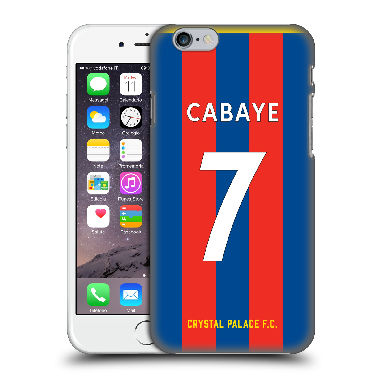 CRYSTAL-PALACE-FC-2017-18-GIOCATORI-KIT-IN-CASA-1-CASE-PER-APPLE-iPHONE-TELEFONI