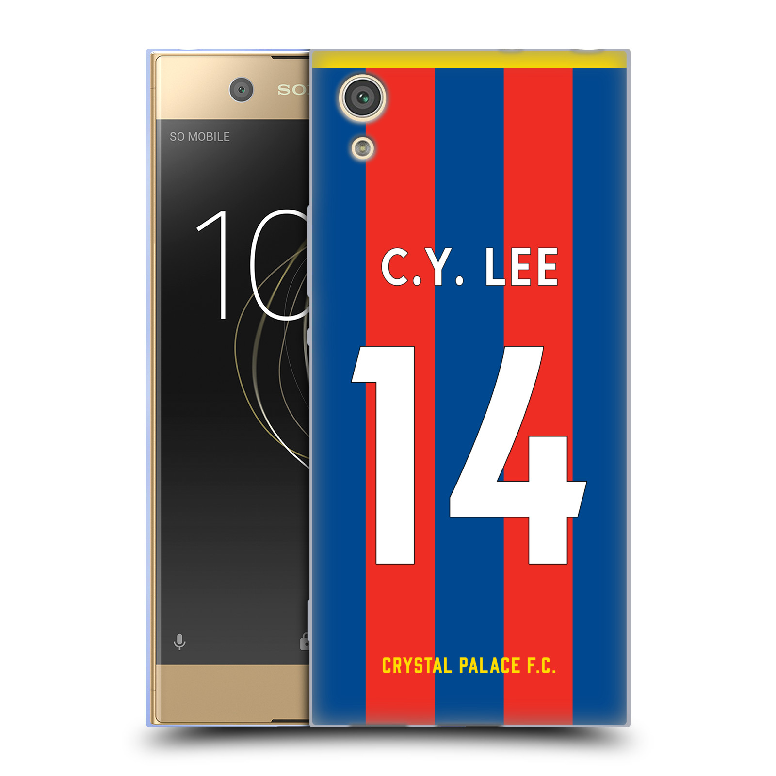 Official-Crystal-Palace-FC-2017-18-Players-Home-Kit-1-GEL-CASE-FOR-SONY-Phones-1