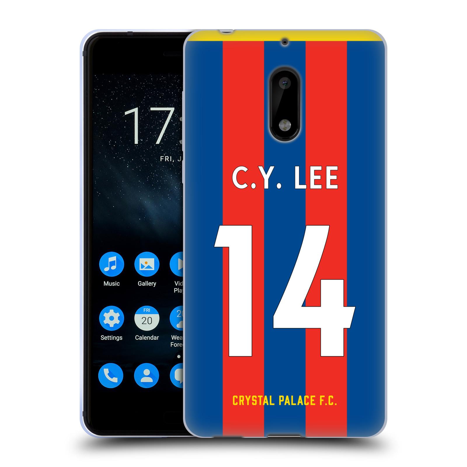 Oficial-Crystal-Palace-FC-2017-18-Home-Kit-1-caso-De-Gel-Suave-Para-Telefonos-NOKIA-1