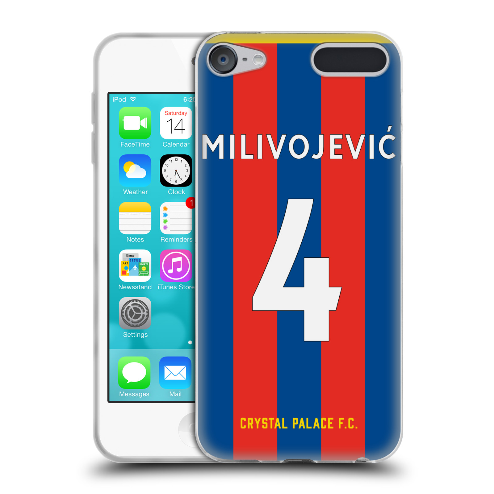 OFFICIAL-CRYSTAL-PALACE-FC-2017-18-HOME-KIT-1-GEL-CASE-FOR-APPLE-iPOD-TOUCH-MP3