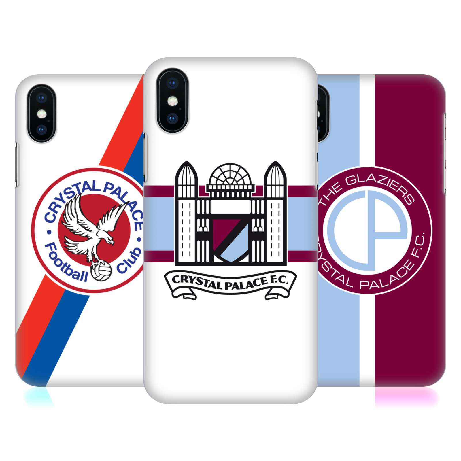 Crystal Palace FC 2016/17 Retro Badge Collection