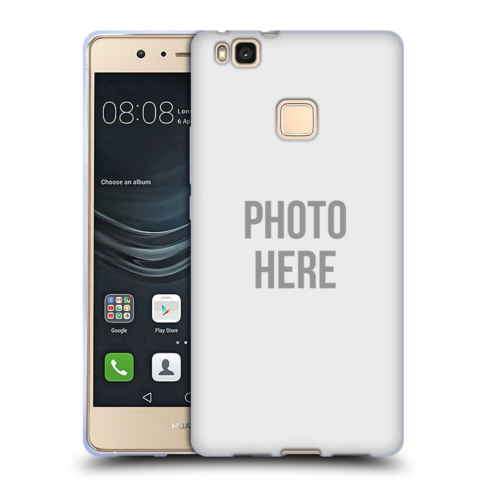 Silikonové pouzdro na mobil Huawei P9 Lite - Head Case - s vlastním motivem