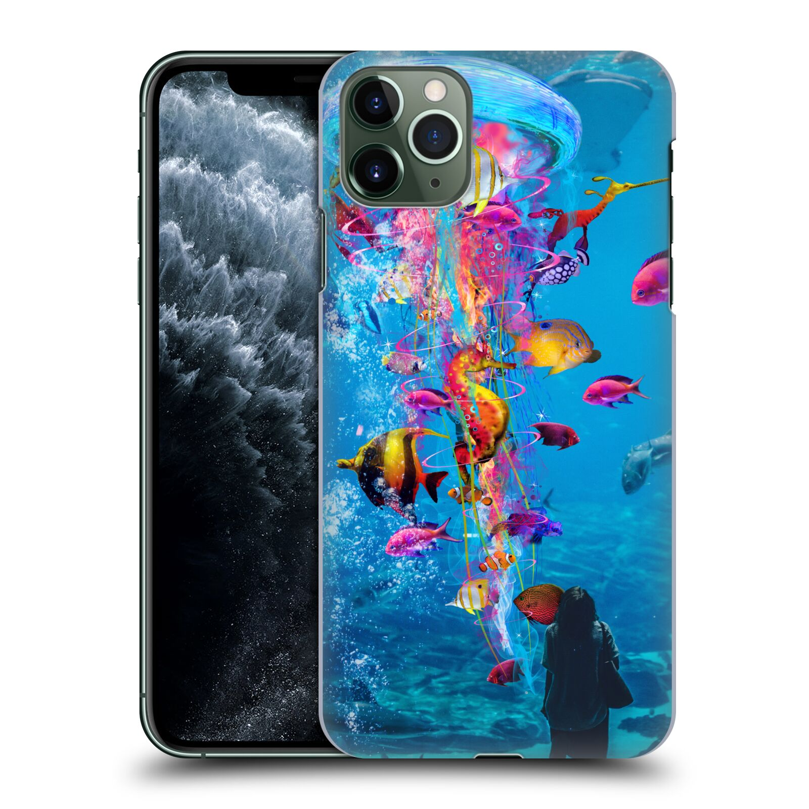 Official Dave Loblaw Underwater Aquarium Case for Apple iPhone 11 Pro Max