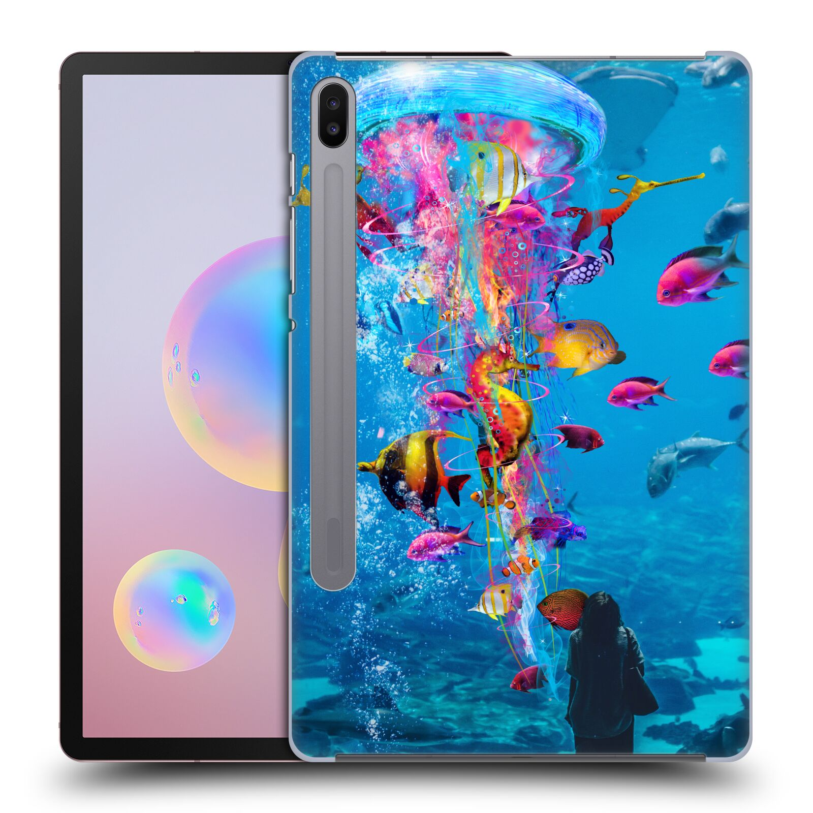 Official Dave Loblaw Underwater Aquarium Case for Samsung Galaxy Tab S6 (2019)