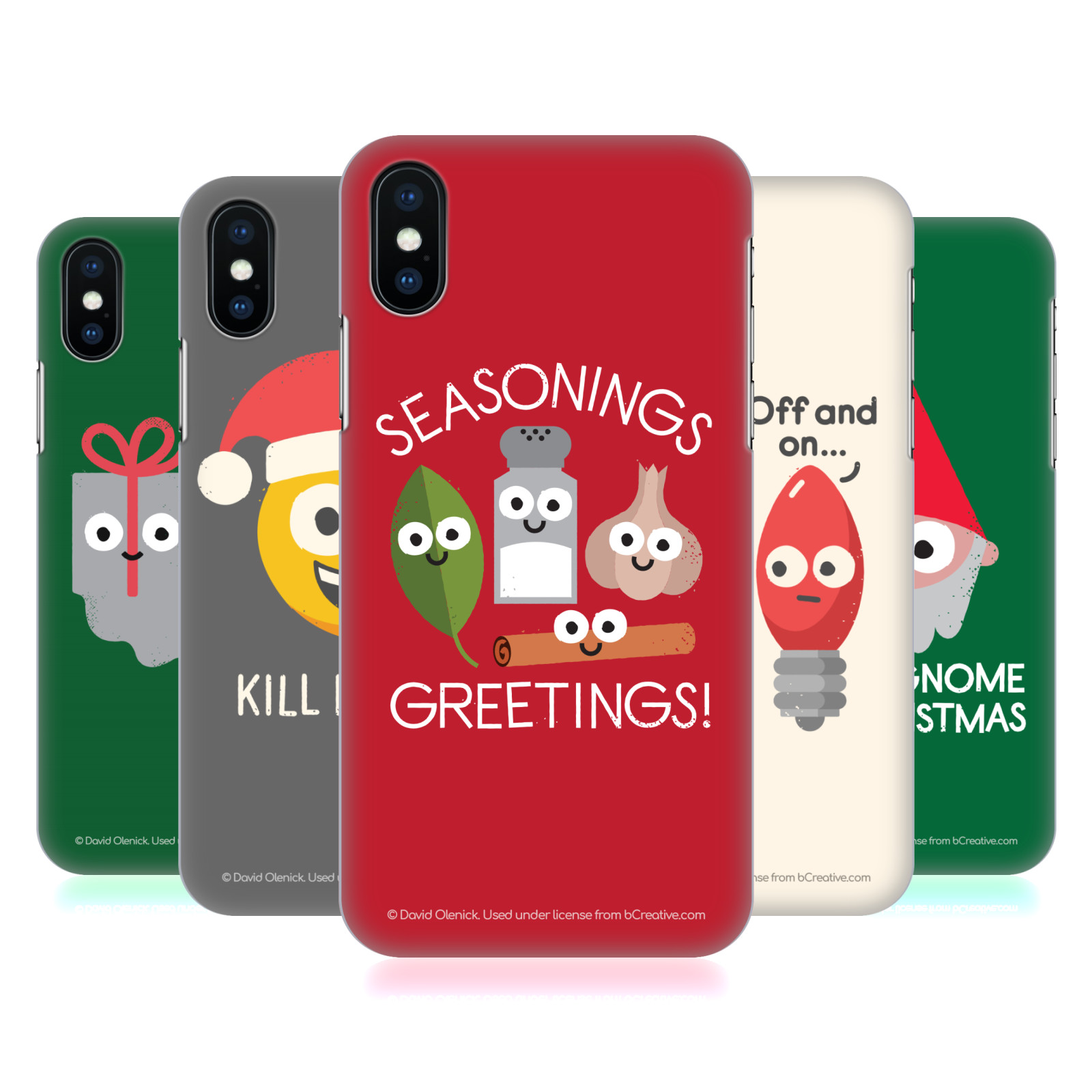 David Olenick Holidays
