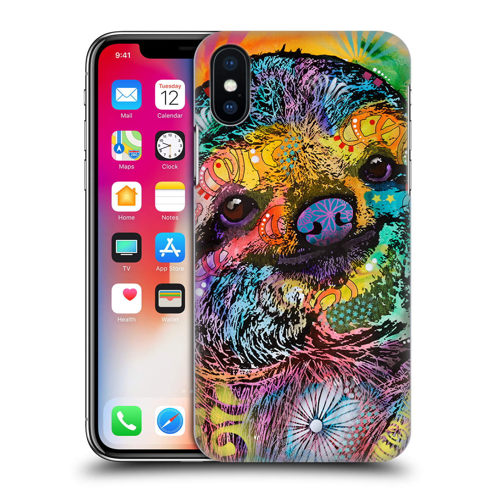 OFFICIAL-DEAN-RUSSO-WILDLIFE-3-HARD-BACK-CASE-FOR-APPLE-iPHONE-PHONES
