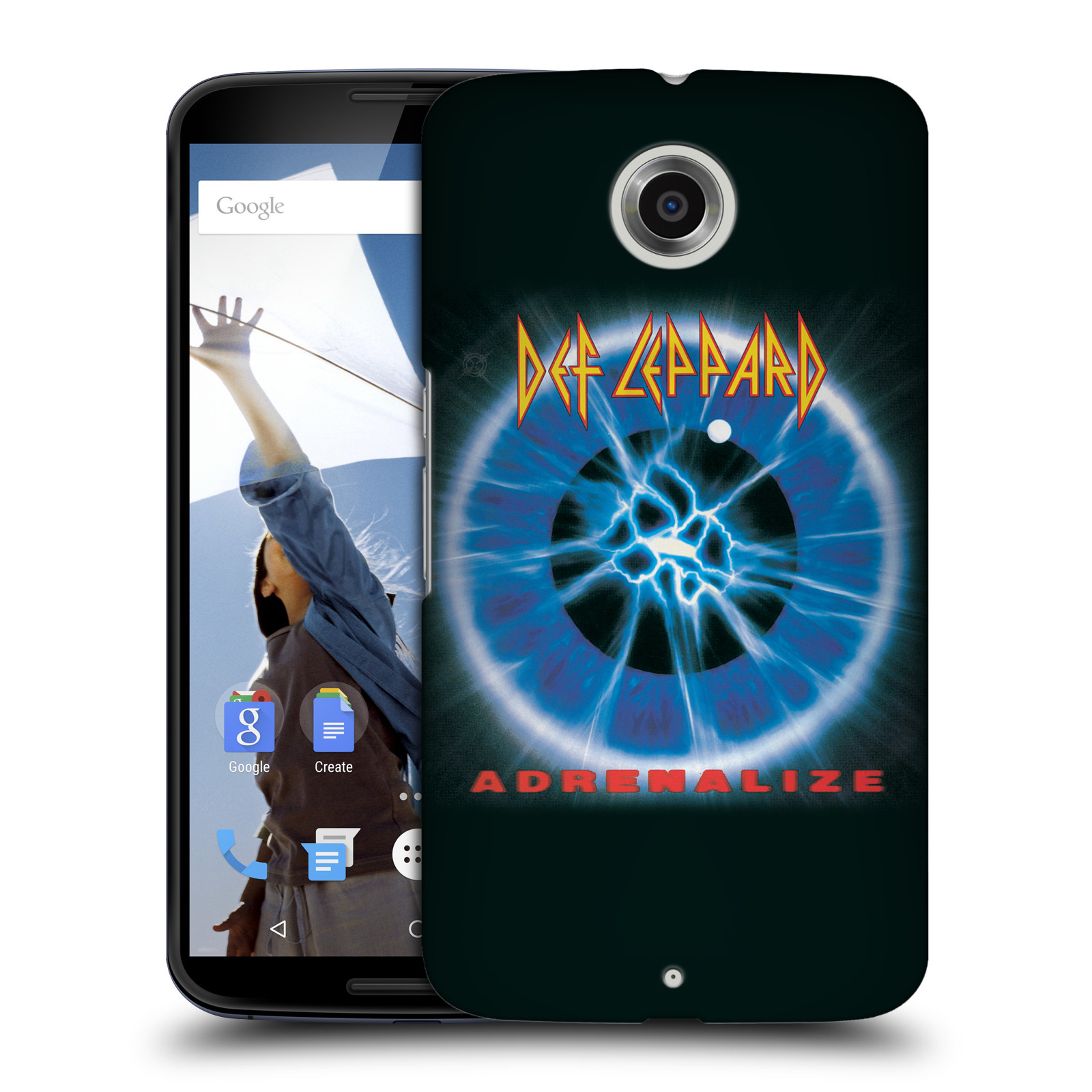 Oficial-Def-Leppard-albumes-funda-rigida-posterior-para-telefonos-Motorola-2